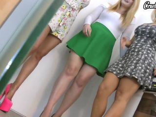 Cruelgirlfriend presents Electra & Brooke in Lick Our Spit In Public