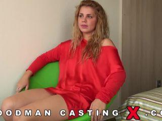 WoodmanCastingX presents Dominique Lips Ukrainian Casting