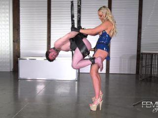FemdomEmpire presents Alexis Monroe – Strap-on Slut Puppet –