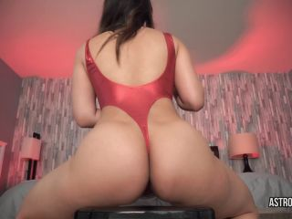 Astro Domina in EDGE AND CUM FOR MY ASS