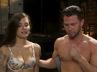 Anal Pig: Luna Lovely Abused in Rough Sex and Brutal Rope Bondage (August 19, 2019)