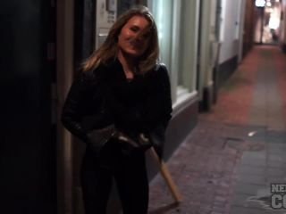 A Night In Amsterdam With Latvian Euro Coed Linda
