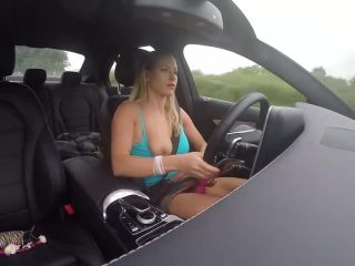 IOP Cumming In Dads Car Part Ii
