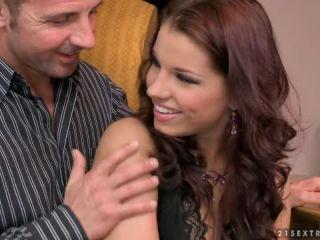 Online Video Angel Rivas – (DPFanatics - 21Sextury) – After The Party double penetration
