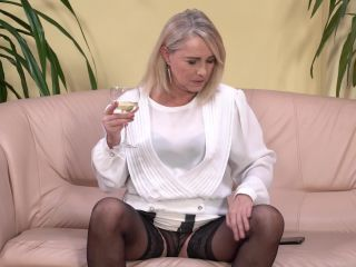 This naughty mother loves dating younger men