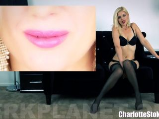 Charlotte Stokely – Erotic Cum Shaming Session