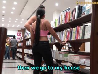 Catchinggolddiggers - Extreme Sex With A Library Girl