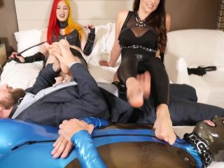 Foot Fetish – Stella Liberty – Shoe Service – Room Service For Feet Pt. 2 – Mistress Stella and Goddess Lilith