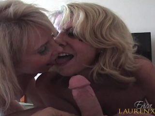 Erica Lauren Threesome With Shannon