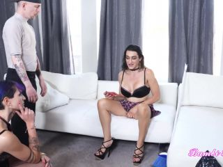 Bambi Bliss in Cleaning Slut Cleans 2 COCKS – $21.99
