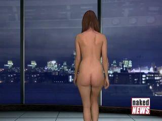 Naked News - February 06 2013