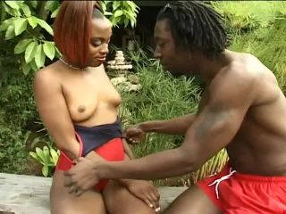 Small Breasted Chastity Gets It On With Her Black Lover