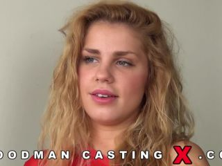 WoodmanCastingX presents Dominique Lips Ukrainian Casting