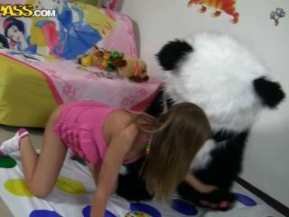 Sex With A Plush Panda - Video 13