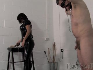 Femme Fatale Films – Lady Seductress – Disciplined by Seductress – Complete Film