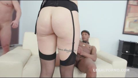 Adreena Winters - Fucking Wet 4on1 DP DAP Squirt To Mouth Messy Cumsho ...