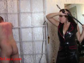 fascist femdom  elena deluca  lashing the livestock  feminine discipline