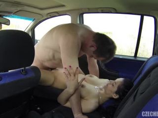 About a slut and cops | Czech Bitch 35