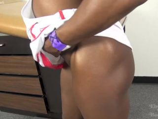 Ashley Starr - The Nurse Is Naked. That Should Make You Feel Better. A ...
