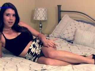 Brittany Marie – Jerkin' Your Gherkin – Femdom POV