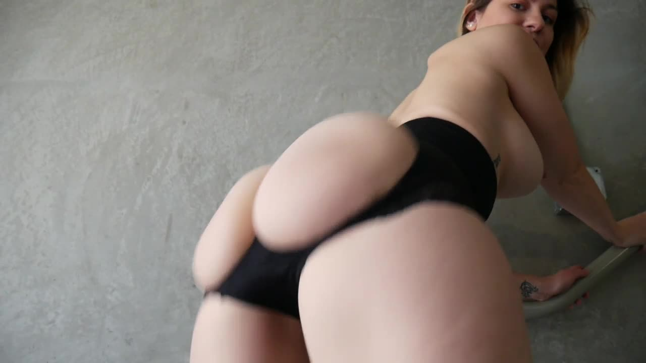 Amateur Phat Ass Doggystyle