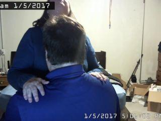 Chubby Dude Fucking MILF