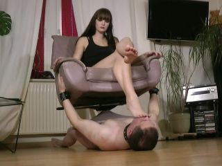 femdom - Boot Heel Worship Cbt Humiliation – EnjoyTheWeight. Starring Lady Sofia