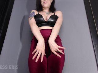 Femdom – Goddess Eris Temple – Red Velvet Booty JOI