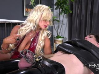 FemdomEmpire presents Brittany Andrews – Mommys Chastity Program – 02.08.2018