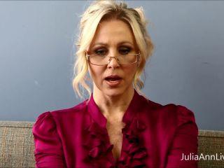 Julia Ann's Sensual MILF Domination – Bad Teacher Blackmail