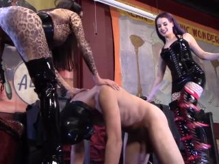 Goddess Valora – Furniture Slave Begs To Gag On My Feet – Femdom