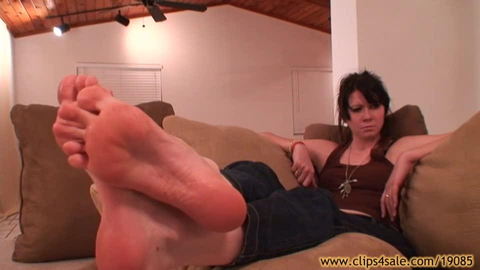 Lesbian Pantyhose Feet Worship