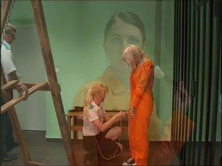 SpankPain4Fem - 15 Strict Prison 2