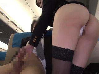 SDDE-613 Uniform, Underwear, Nude - Straddling Pussy Airlines 12 - cen ...