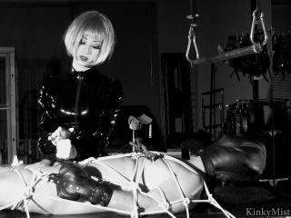 KinkyMistresses  Lady Mephista  The Bondage Slave  Part 9  Starring Lady Mephista