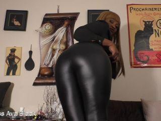 Ava Black – Broke Pig Challenge women s underwear