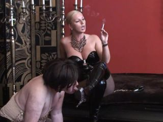 Strapon femdoms - Anal Whore forever