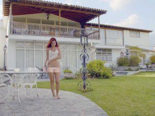Agatha Vega in Horny In The Garden