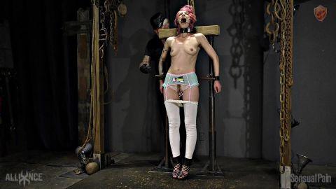 Abigail Dupree, Master James - Rainbow Brite (1080p)