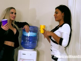 femdom - TheMeanGirls – The Mean Girls Office – Behind The Scenes