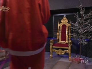 Bondage – OublietteClip Store – Knicker Sniffing Santa – Mistress Paris and Mistress Serena
