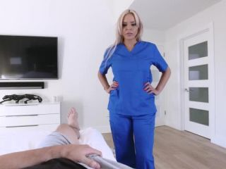Nina Elle - Finger Flip Air Cock