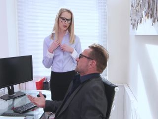DDFNetwork – EuroTeenErotica presents Rose aka Rose Delight – Blonde Babe Seduces Teacher –