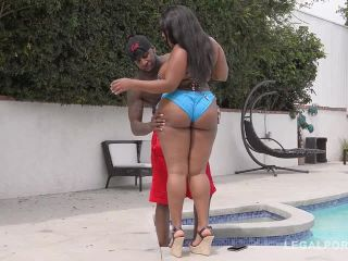 Ms Yummy - Big And Busty Ms Yummy Gets Her Black Tits Fucked Hard Unti ...