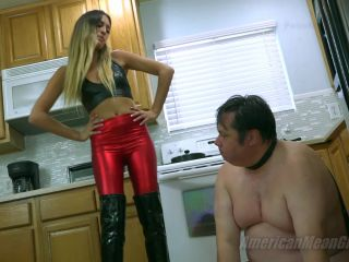 The Mean Girls – Slaves Can Eat Dirt (1080 HD) – Princess Beverly – Bootdom, Boot Worship, feet fetish live on femdom porn