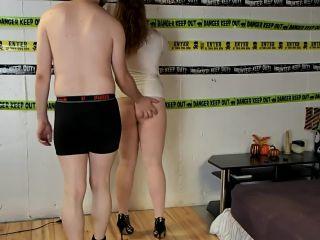 Custom BDSM Spanking Punishment and Facial -