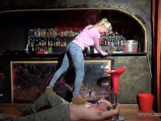 Jennyfer Cruel - it Hard trample and nipples massacre part2 miniboots