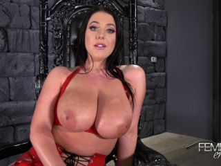 FemdomEmpire presents Angela White – Addicted to Angela –