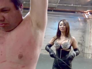 Domination – Asian Cruelty – BULLWHIP TANGO ANTHOLOGY VOL 1 – Queen Darla