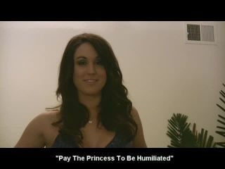 Goddessfootboy - Lindsey Leigh - Pay the Princess to be Humiliated